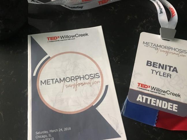 TEDX Willowcreek Attendee